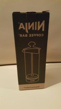 Ninja Coffee Bar Milk Easy Frother Clear Glass Beaker Milk F