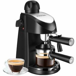 Coffee Maker, Professional Espresso Machine 3.5 Bar with Mil
