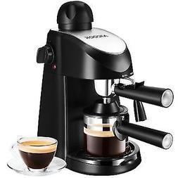 Coffee Maker, Professional Espresso Machine 3.5 Bar with Mil