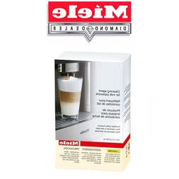 Miele Coffee Milk Pipework Cleaning Packets -100 ct- Removes