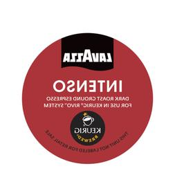 Lavazza Coffee Rivo Pack, Espresso Intenso, Keurig Rivo Pods