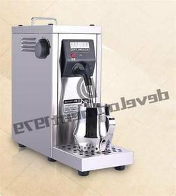 Commercial 220V Auto Coffee Frother Milk Steamer Cappuccino