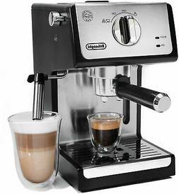 DeLonghi Bar ESPRESSO MACHINE Milk Steam Frother Cappuccino