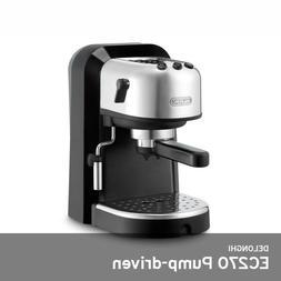 Delonghi EC270 Espresso & Cappuccino Maker 220V 60Hz Milk Fr