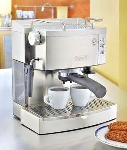 Delonghi Espresso Machine Latte Cappuccino Maker 15 Bar Pump