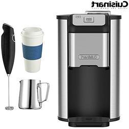 Cuisinart DGB-1FR Single Cup Coffeemaker  w/Coffee Drinker B