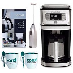 Cuisinart DGB-800 Burr Grind & Brew Coffeemaker, Stainless S
