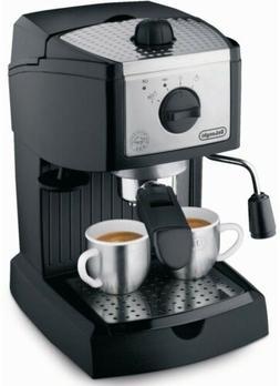 Dual Function Filter Espresso Cappuccino Machine Lattes Milk
