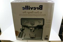 Breville Duo Temp Pro  Espresso Machine Stainless Steel