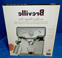 Breville Duo Temp Pro Espresso Machine Stainless Steel BES81