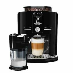 KRUPS EA8298 Cappuccino Bar, Fully Automatic 57-Ounce, Prese