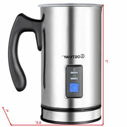 Electric Automatic Milk Frother Warmer Heater Foam Maker For