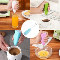 Electric Handheld Home Kitchen Egg Beater Mini Stainless Ste