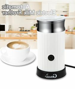 Electric Milk Frother Foam Automatic Maker Cappuccino Milksh