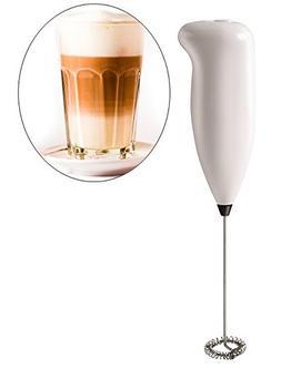 Electric Milk Frother Steamed Creat Latte Foam Milk Heater f