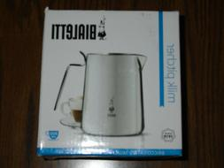 Bialetti Elegant - Stove Top Milk Foaming Pitcher - Stainles