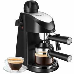 Espresso Machine 3.5 Bar Coffee Maker Cappuccino Machine Wit