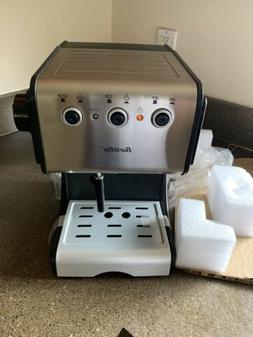 Barsetto Espresso Machine With Milk Frother,Espresso Maker,