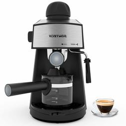 Espresso Maker Cappuccino Machine with Steam Milk Frother an