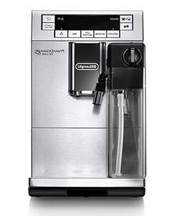 Delonghi super-automatic espresso coffee machine with an adj