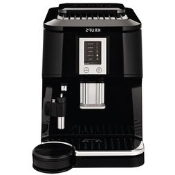 KRUPS Falcon Automatic Espresso Cappuccino Machine w/ Built-