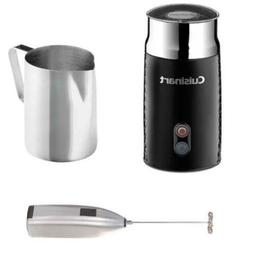 Cuisinart FR-10 Tazzaccino Milk Frother with Handheld Frothe