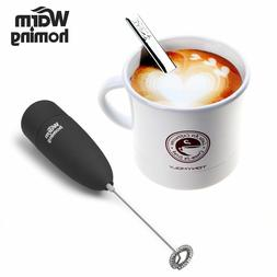 Frappe Maker Milk Frother Handheld Shaker Cappuccino Coffee