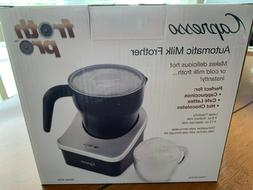 Capresso Froth Pro 202 Automatic Milk Frother- new in packag