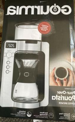 Gourmia GCM3350 Pourista; Fully Automatic Pour Over Coffee B