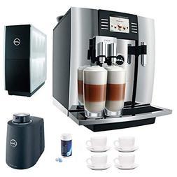 Jura Giga 5 Cappuccino & Latte Macchiato System + Jura Cup W