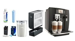 Jura GIGA 5 Piano Black Coffee & Beverage Center With Additi