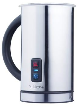 aerolatte Grande Automatic Hot or Cold Milk Frother and Capp