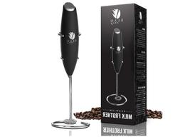 Handheld Electric Milk Frother Coffee Whip Foam Maker Whisk