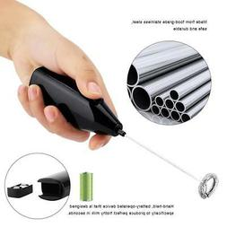 Handheld Milk Frother Electric Foam Maker for Coffee Lattes