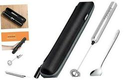 Handheld Milk Frother ROMAUNT Electric HandHeld Battery With
