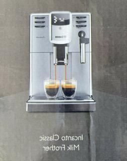 Saeco HD8911 Incanto Automatic Espresso Machine - AquaClean