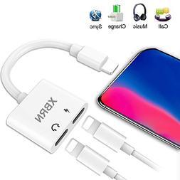 Headphone Adapter & Splitter, Headphone Jack Audio & Charge