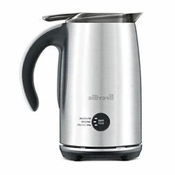 Breville Hot Chocolate and Milk Frother, Brushed Stainless B