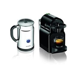 Nespresso Inissia Espresso Maker with Aeroccino Plus Milk Fr