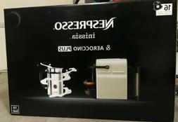 Nespresso Inissia Espresso Maker with Aeroccino Plus Milk Fr