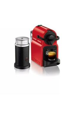 Nespresso Inissia Red Bundle by Breville