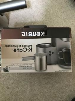 Keurig - K-Cafe Milk Frother Cup And Lid Only for K-Cafe Cof