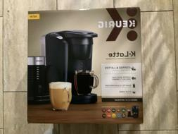 Keurig K-Latte Coffee Maker w Milk Frother, Compatible w all