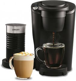 Keurig K-Latte Single Serve Black K-Cup Coffee and Latte Mak
