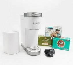 Keurig K-Mini Plus Single Serve K-Cup Pod Coffee Maker White