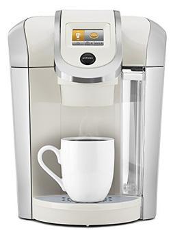Keurig K475 Single Serve K-Cup Pod Coffee Maker with 12oz Br