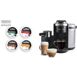 Keurig K-Cafe Single Serve K-Cup Pod Coffee, Latte and Cappu
