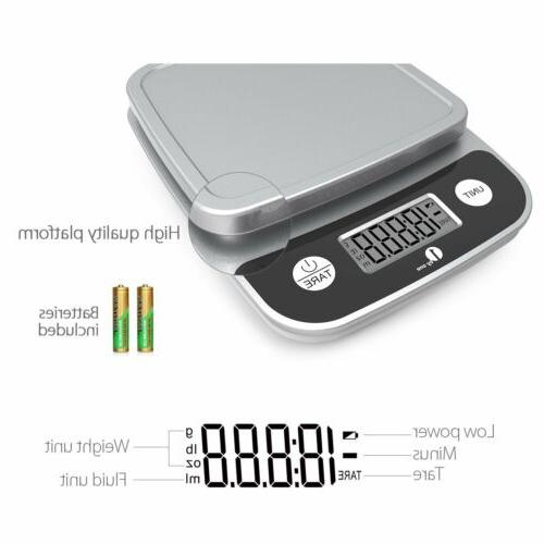 11lb/0.01oz Digital Weight Electronic Diet Food