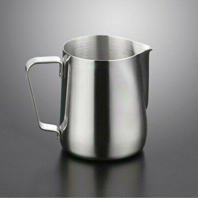 Espresso Steaming Pitcher Frother Milk Frothing Cup Pitcher