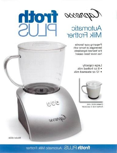 Capresso 204 Automatic Frother
